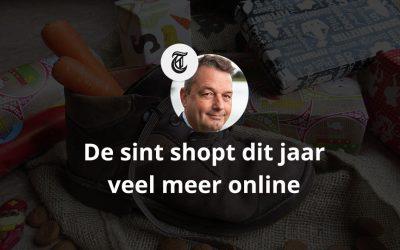 Sint shopt dit jaar veel meer online – De Telegraaf