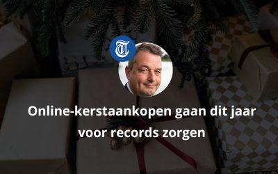 Online-kerstaankopen gaan dit jaar voor records zorgen – De Telegraaf