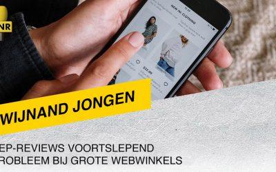 Nep-reviews voortslepend probleem bij grote webwinkels – BNR Nieuwsradio