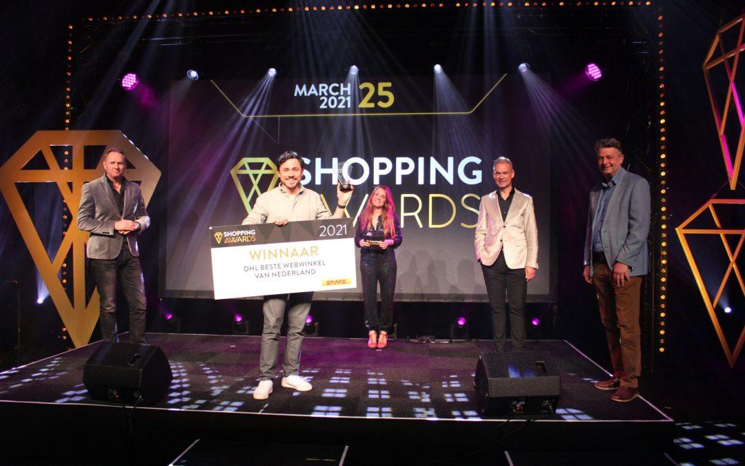 Shopping Awards 2021 winnaars bekend!